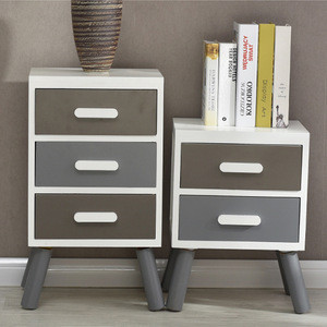 Pan wholesale Vintage Shabby Chic living room Home Furniture Used Wooden Storage Cabinet with drawer
