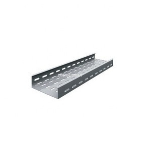 Pre Galvanized Perforated Cable Tray Slotted Cable Tray