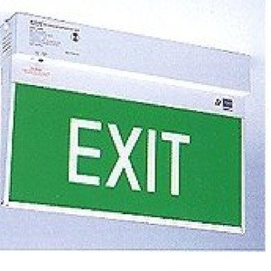 Samcom supplier quality EXIT sign led emergency light