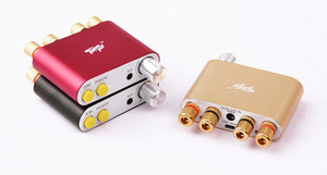 TulunPlay AMP100BL 2CH 50w tpa3116d2 bluetooth mini hi-fi stereo audio power amplifier