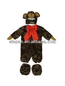 TZ-92265 Teddy Fancy Dress Kids Costumes,love bear costume