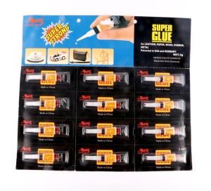 Waterproof Super Glue Nail Glue for Rhinestones