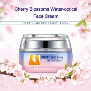 Wholesale production Moisturizer Cherry Blossom  Charming Whitening SKin Face Cream
