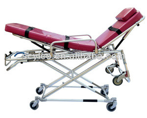 YSC-18 Stretcher for Ambulance as Ferno 35A(load 250kgs)