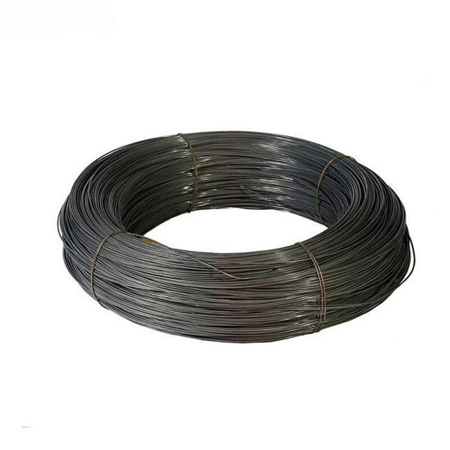 Black Annealed baling Wire 3.5mm AWG10 50kg per Coil