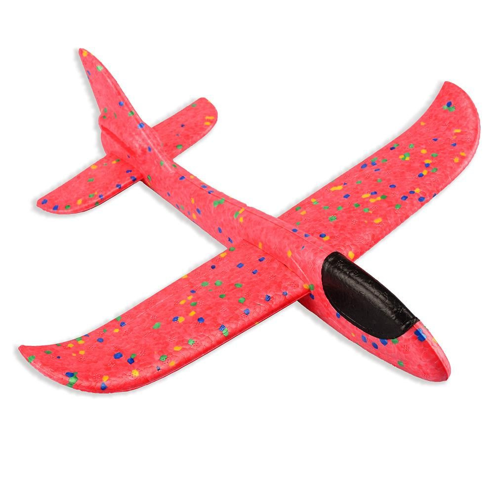 100% recyclable Waterproof EPP Hand Throwing Airplane Shockproof Outdoor Toy Foam EPP Plane Model