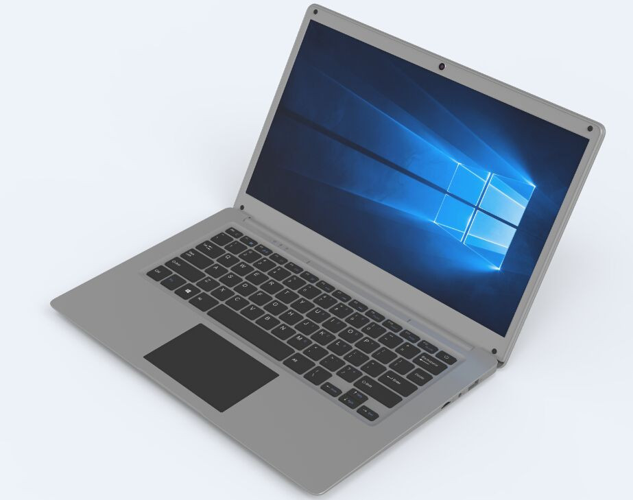 14 inch Intel Apollo lake Celeron plastic notebook with excellen K146t design