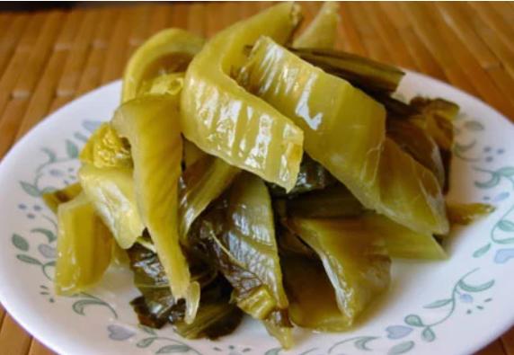 Sour Pickled Mustard Greens - Nutrients, Healthy, Food Hygiene - Good Price Origin Vietnam