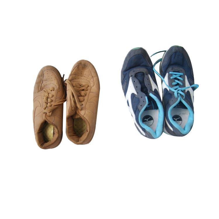Wholesale second hand shoes mix used shoes in bales