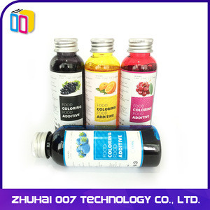100ml Edible ink for Epson Printer Edible ink (Do not plug, smooth good)