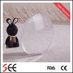 1.56 Middle Index ABBE 42 S/F single vision Bifocal pgx semi-finished lenses for eyeglasses
