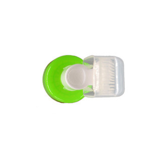 43mm foaming hand soap shaving big brush pump for cleaning bottles