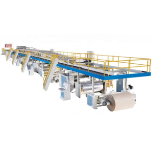 7-Ply Fully Automatic Corrugated Carton Paperboard Production Line Manufacturer in China
