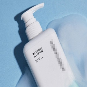 A mild all in one wash item for rough men who use it on all parts of the head, face and body.