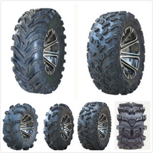 A snowmobile	atv tyres ATV tires made in china 20x10.00-10 25x8.00-12