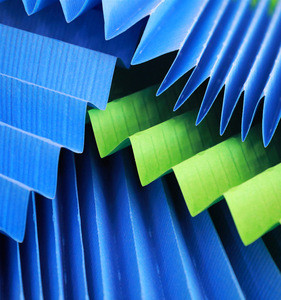 Acrylic resin auto heavy duty air filter paper fuel filter paper korea