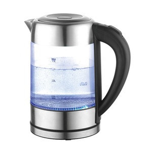 Antronic 1.7L 2200W Electric Glass Water Kettle ATC-WK-1788 with automatic one button