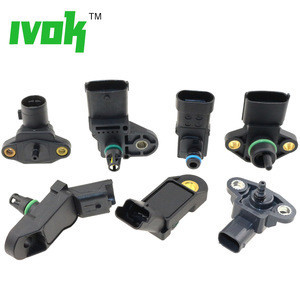 Auto Intake Pressure Sensor Manufacturer 0281002593 1920AN 0281002437 12223861 with High Quality