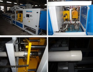 Automactic PVC Pipe Belling Machine / Belling Machine for sale