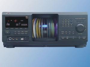 CAR DVD PLAYER ; 400 DISC DVD PLAYER & CHANGER