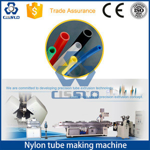 CE standard automobile nylon tube extrusion line