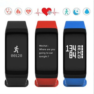 Cheap smart Watch , wearable devices smart bracelet fitness tracker with SMS call reminder Pedometer