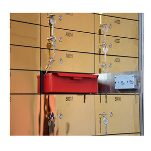 Chinese manufacturers customized quality assurance high quality safe deposit box