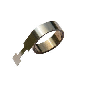 Custom spiral spring stainless steel 301 power spring constant force spring with high quality