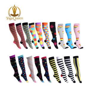 Cute Fancy Compression Socks (20-30mmHg) for Men & Women Stockings for Running, Medical, Athletic, Edema, Diabetic