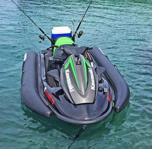 Dockitjet RIB Kits for jetskis and PWC ideal for off shore fishing and rescue. Extra safety in collision on water.