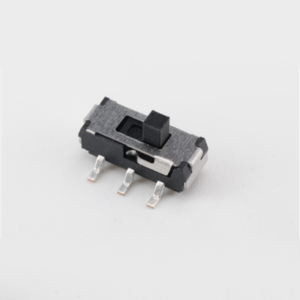 Durable 180gf / 250gf 2 position smd slide switch