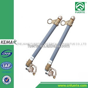 Expulsion Fuse Cutout component Fuse Holder assembly upper contact and lower contact assembly