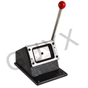 Factory Wholesale 86*54 Rounded Corner Manual Pvc Card Machine Punch Card Machine Paper Cutter Business Card Machine