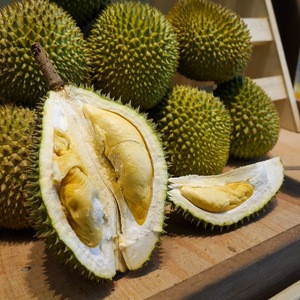 Fresh and Frozen Durian Fruits
