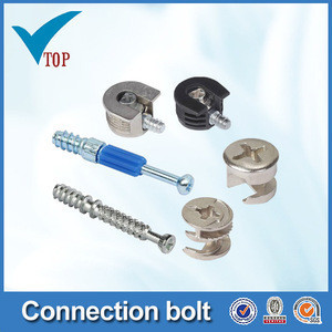 Furniture connecting mini fix furniture screw bolt