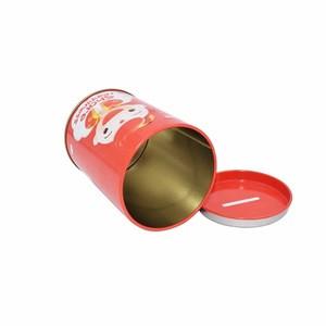 Gold Supplier Custom Money Saving Tin Box With High Quality