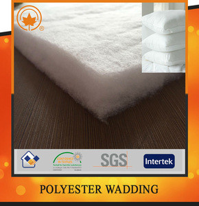 High quality soybean fiber batting for quilt in china factory