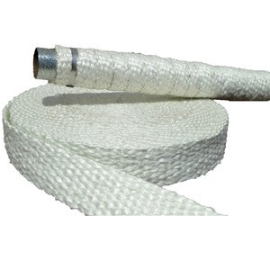High Temperature Resistant Heat Insulation Thermal Shield Ceramic Exhaust Tape