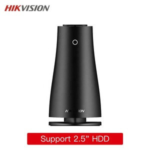 HIKVISION H100 Private Cloud Designed for Data StorageRecommended for Home/SOHO/SMEs with 2-Bays Architecture Supports up to 8