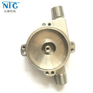 Hot selling valve&pump part non standard customized durable parts hydraulic pump