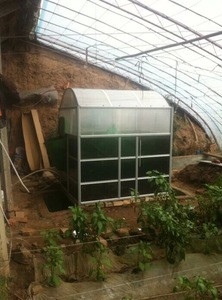 Household biogas system