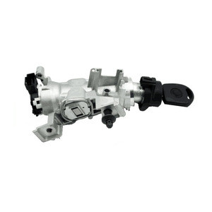 Ignition Starter Switch Steering Lock For Audi A3 VW Golf OEM 1K0905851B