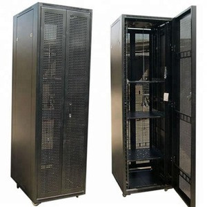 Locked Waterproof Metal  Storage Outdoor Network Cabinet