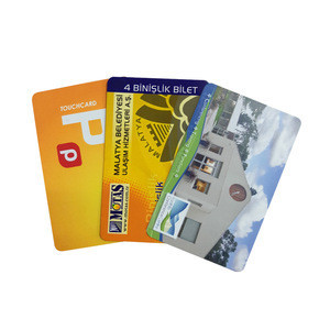 Low Cost Customized Printing Access Control System RFID ID Card 125KHz
