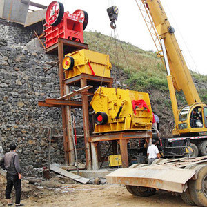 Marble limestone Quarry Stone Crusher, Jaw Crusher Stone Cutting Machine