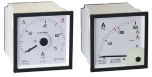 Marine Electric Current Alarm Meter