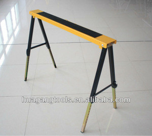 Metal Adjustable Trestle With GS Certificate For Wood Working HG-811B