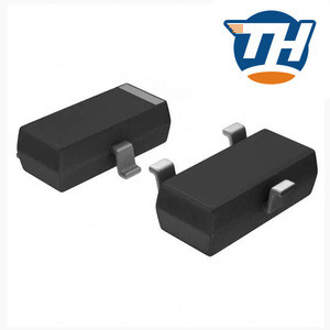 MMBT5401 SOT-23 Plastic-Encapsulate Surface Mount Transistors Semiconductor Products Mosfet Transistors