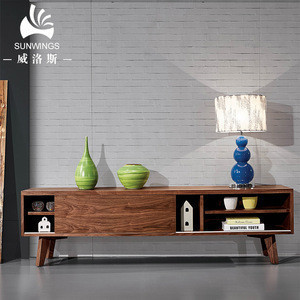 Import Modern Design Living Room Furniture Wooden Tv Stand Tv Console Tv Cabinet From China Find Fob Prices Tradewheel Com