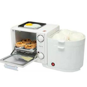 Multi-function 4-in-1 breakfast machine